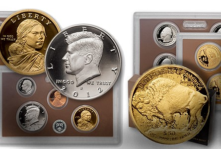 modernUS2012coins The Coin Analyst: 2012 U.S. Mint Coin Sell Outs Help Support Modern Coin Market