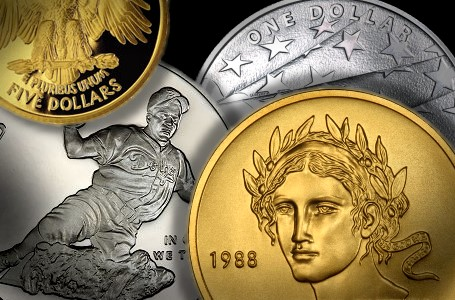 modern commems Our Best Sides: Taking a Look at 30 Years of Modern Commemoratives