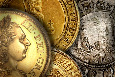 Coin Rarities & Related Topics: Choice, historical British Coins Auctioned in New York