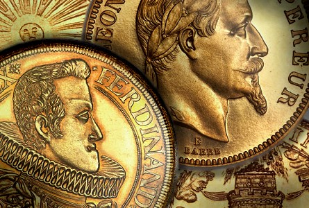 Coin Rarities & Related Topics: European Gold Shines in World Coin Auction