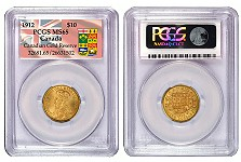 Special PCGS Inserts Now Available For Historic Canadian Hoard Gold Coins