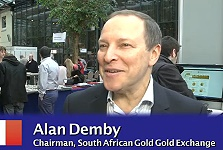 South African Numismatic Market Perspective with Alan Demby. VIDEO: 3:38.