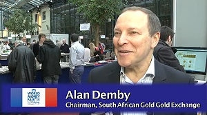alan demby thumb South African Numismatic Market Perspective with Alan Demby. VIDEO: 3:38.
