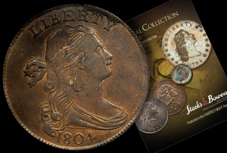 americana thumb Coin Rarities & Related Topics: Cardinal Collection Results, Part 2: Draped Bust Large Cents