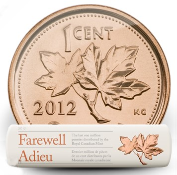 camint penny roll Royal Canadian Mint Offers Pennies to Mark the End of Distribution as it Launches its Latest Collector Coin Offering