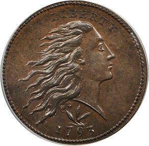 card2 Coin Rarities & Related Topics: Cardinal Collection Results, Part 1: 1792 to 1794