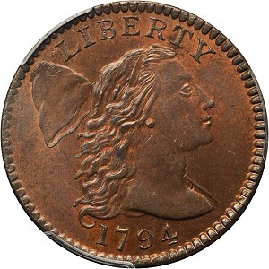 card5 Coin Rarities & Related Topics: Cardinal Collection Results, Part 1: 1792 to 1794
