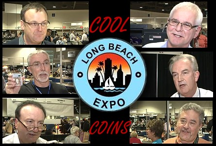 Cool Coins Video: Long Beach Expo February 2013