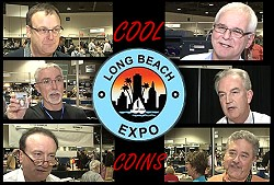 cool coins lb feb2013 sm Cool Coins Video: Long Beach Expo February 2013