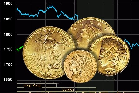generic gold black2 What Percentage of Classic Rare United States Coins Have Been Graded by the Services?