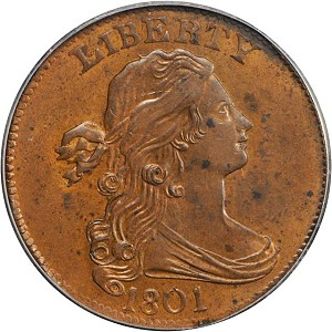 gr2 Coin Rarities & Related Topics: Cardinal Collection Results, Part 2: Draped Bust Large Cents