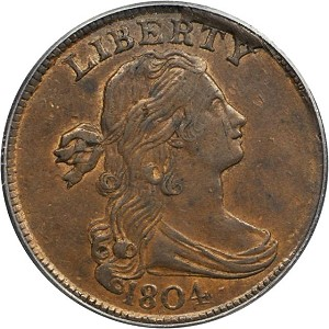 gr4 Coin Rarities & Related Topics: Cardinal Collection Results, Part 2: Draped Bust Large Cents