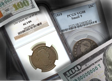Coin Rarities & Related Topics: Classic U.S. coins for less than $250 each, Part 1