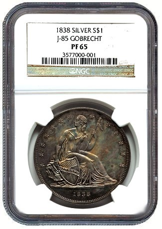 j85 Southern California Auctions Pull in Nearly $30 Million; Numismatics Heard from the Rooftops
