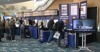 Why the Dealers Come to the Long Beach Expo February 2013. VIDEO: 3:05.
