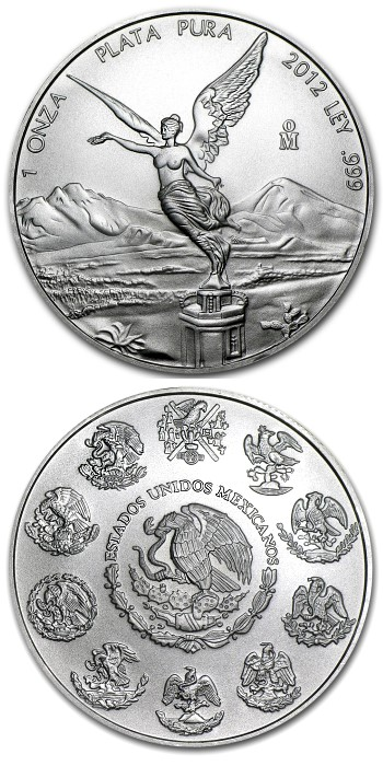 silver libertad The Coin Analyst: Mexico's Silver Libertad Coins Offer Great Opportunity for Collectors