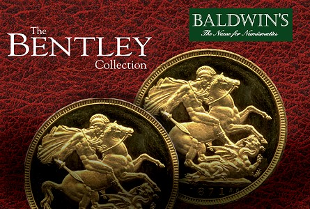 Bentley Collection sov Baldwins Final Auction of Historic Collection of British Gold Sovereigns