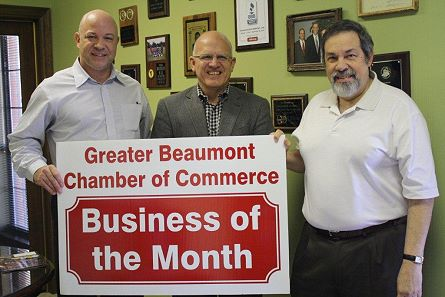 CommerceGroup Universal Coin & Bullion, Mike Fuljenz Honored By Chamber of Commerce