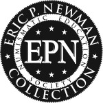 EPNC black2 150x150 Coin Rarities & Related Topics: The Fabulous Eric Newman Collection, part 1