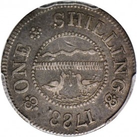 ShortWorm1 275x275 Coin Rarities & Related Topics: Major Collection of Colonials To Be Auctioned