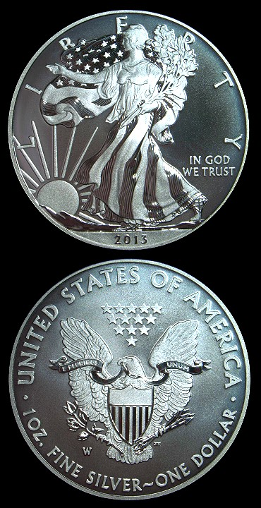 ase enhanced unc The Coin Analyst: U.S. Mint Creates New Finish for American Silver Eagles