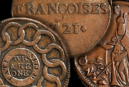 Coin Rarities & Related Topics: Major Collection of Colonials To Be Auctioned