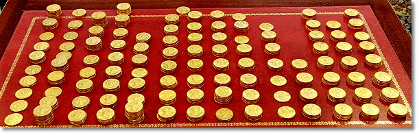 fr cache 20 PCGS Paris Branch Certifies French Cache of almost 500 US $20 Gold Coins, To Be sold by Bonhams