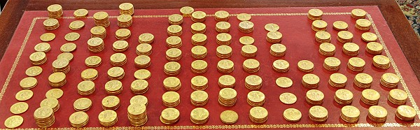 PCGS Paris Branch Certifies French Cache of almost 500 US $20 Gold Coins, To Be sold by Bonhams
