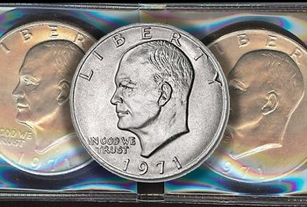 A Close Look at PCGS Ike Populations, from 2010 through 2013