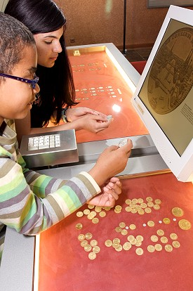 moneymuseum kids A Brief History of the Money Museum and Upcoming Fundraising Coin Auction