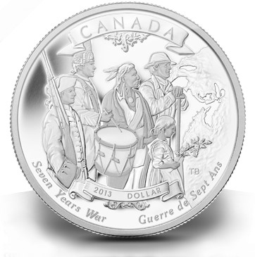 rcm aril2013 7yr The Coin Analyst: Royal Canadian Mint Dazzles Collectors with New Coins for April, But Distribution Method Shuts Out Many Buyers