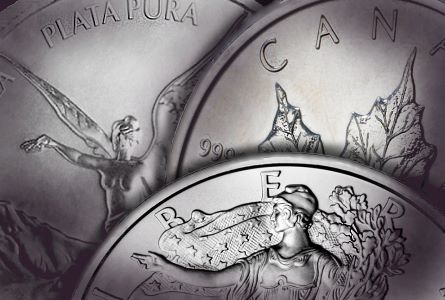silver bullion coins 4 SILVER 101 Series: Dont Get Fixated On The Spot Price
