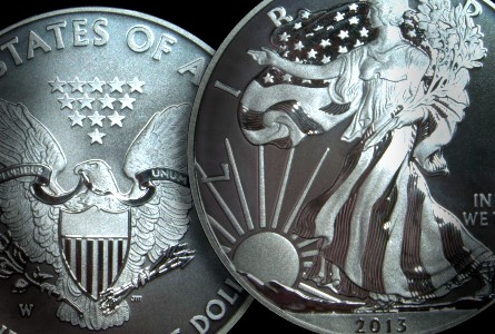 The Coin Analyst: U.S. Mint Creates New Finish for American Silver Eagles