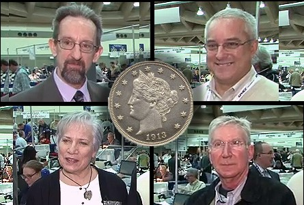 Walton Family Heirs Talk about 1913 Liberty Nickel Sale by Heritage Auctions. VIDEO 6:06