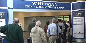 Whitman Expo Baltimore Convention Update 2013 March