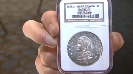 cicf cc thumb Cool World Coins! CICF World Coin Convention Chicago 2013. VIDEO: 8:21.