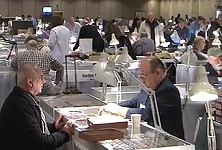 Scott Tappa Talks About the 2013 CICF Coin Convention. VIDEO: 4:19