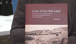 """Coins of the Holy Land"" New Book Released at 2013 CICF in Chicago. VIDEO: 3:31"
