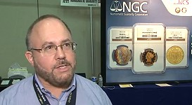 NGC Grades Eric Newman Coins. VIDEO: 2:20
