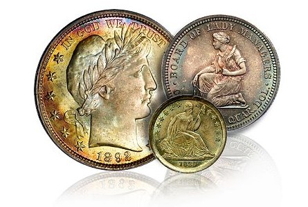 Coin Rarities & Related Topics: Many Exciting, Classic U.S. coins are not Expensive