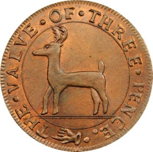 higbol Coin Rarities & Related Topics: Historically Important Higley Coppers Always Draw Attention!