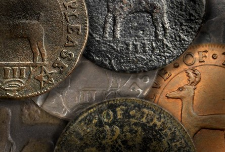 higthumb Coin Rarities & Related Topics: Historically Important Higley Coppers Always Draw Attention!
