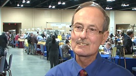 CSNS President James Moores Talks About Central States 2013. VIDEO: 3:32