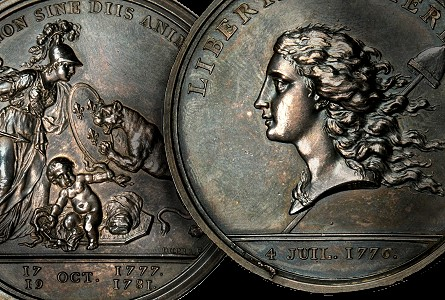 libertas america medal Stack's Bowers Galleries Sells Over $11 Million In Baltimore