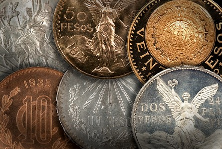Collecting Mexican 20th Century Coins