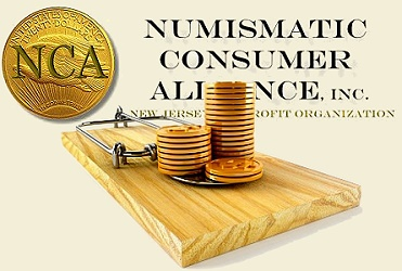 nca3 Numismatic Consumer Alliance Recoveries Top $7 Million For Purchasers of Overpriced Coins