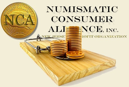 Numismatic Consumer Alliance Recoveries Top $7 Million For Purchasers of Overpriced Coins