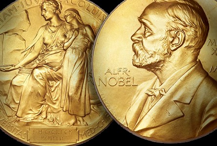 nobel medal crick Nobel Prize Medal presented to Francis Crick in 1962 For Discovering DNA Brings $2.27 Million
