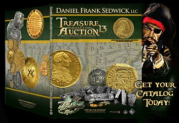 Daniel Frank Sedwick Treasure Auction #13 Coming in May