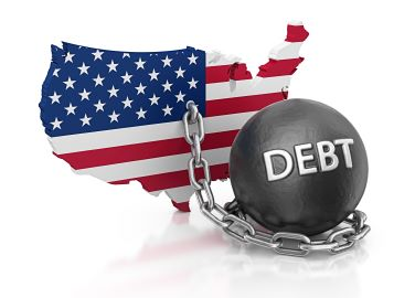 us debt Chains of Fiscal Discipline  (The Failure of the Federal Reserve and the Gold Standard)